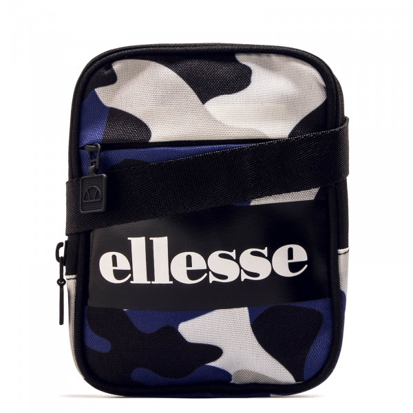 Mini Bag Leo Camouflage Black Blue