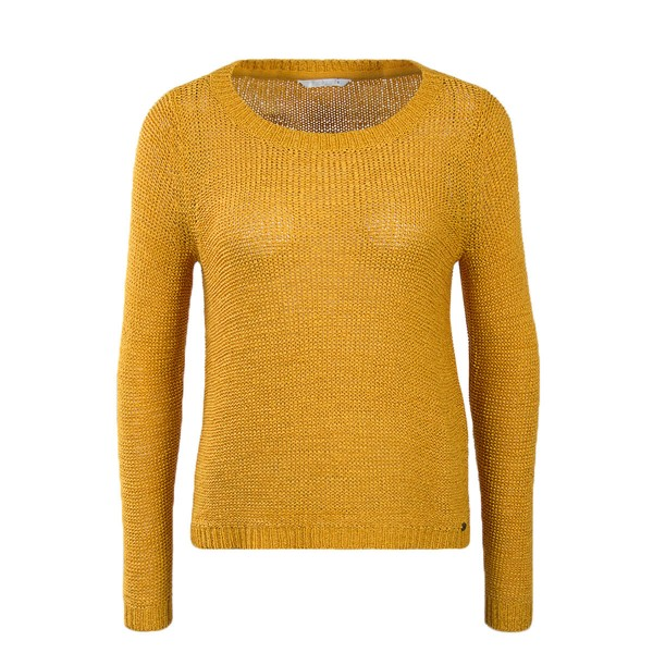 Only Knit Geena Golden Yellow