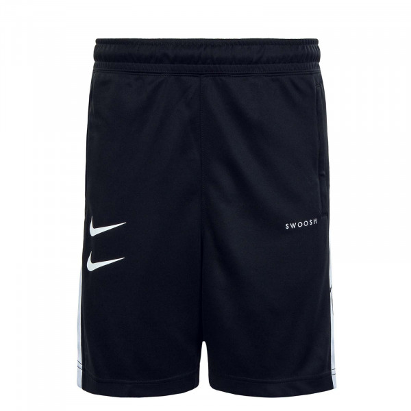 Herren Short NSW Swoosh PK Black White