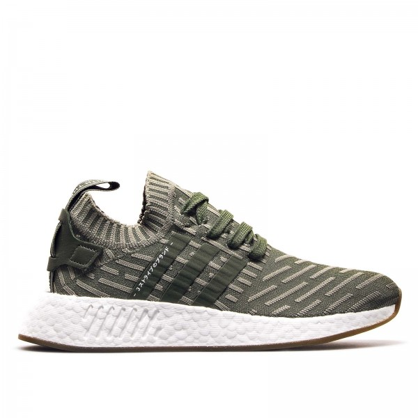 Adidas Wmn NMD R 2 PK Olive Pink