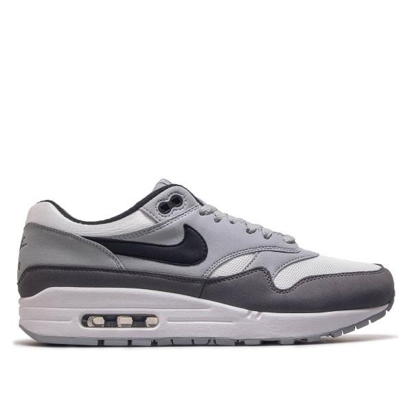 Nike Air Max 1 White Grey Black