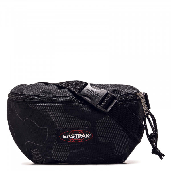 Hip Bag Springer Reflective Camouflage Black