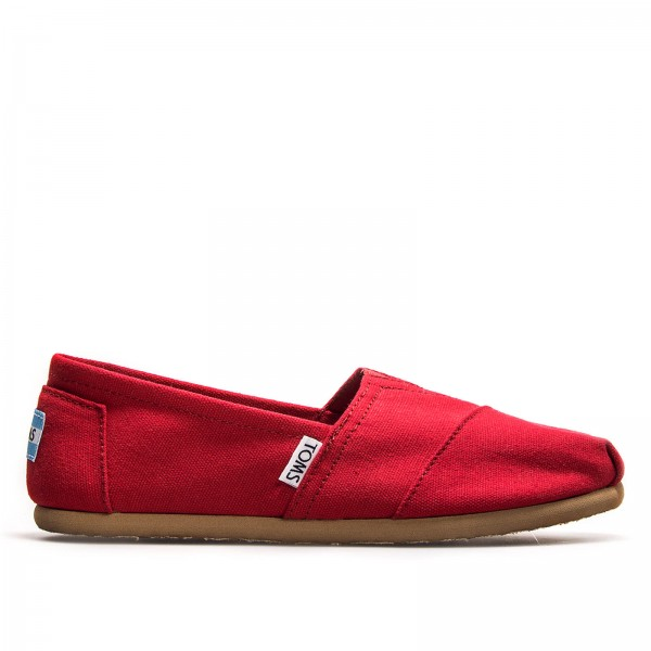Toms Wmn Classic Red