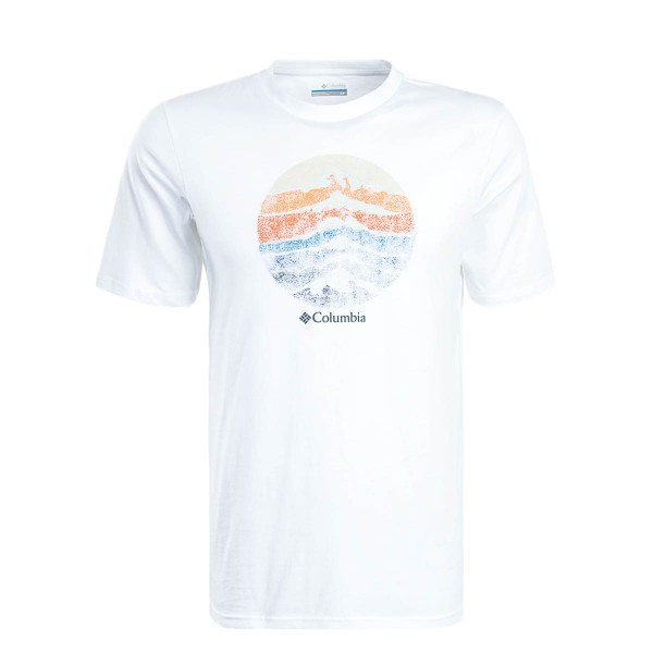 Columbia TS CSC Mountain White