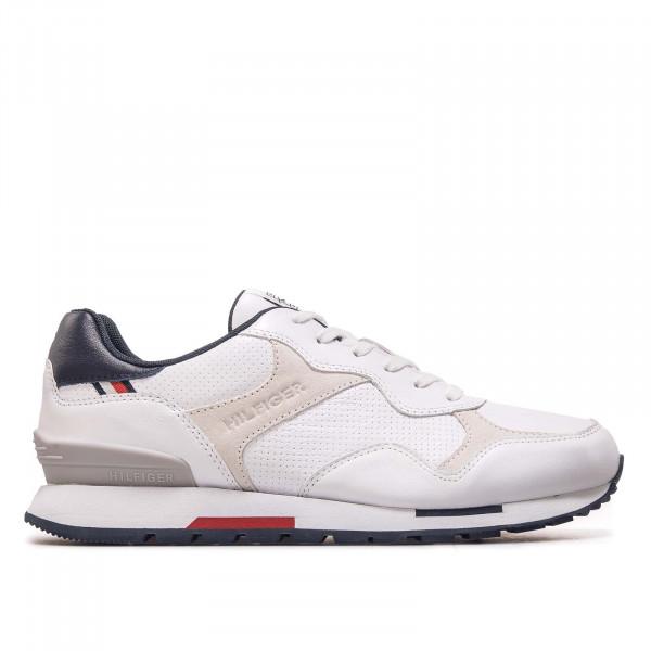 Herren Sneaker - Retro Runner Leather 3631 - White