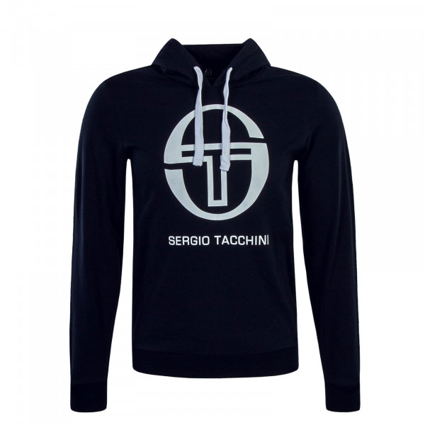 Hoody Comma Navy White