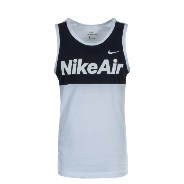 Herren Tank NSW Air White Black