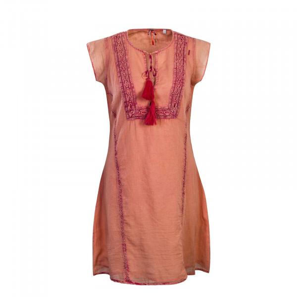 Khujo Wmn Dress Noelle Apricot