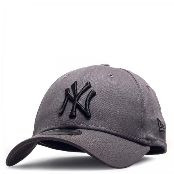 New Era Cap 39 Thirty NY Grey Black