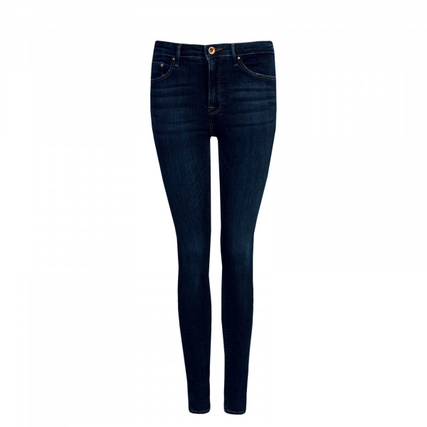 Damen Jeans Paola HW SK Dark Blue