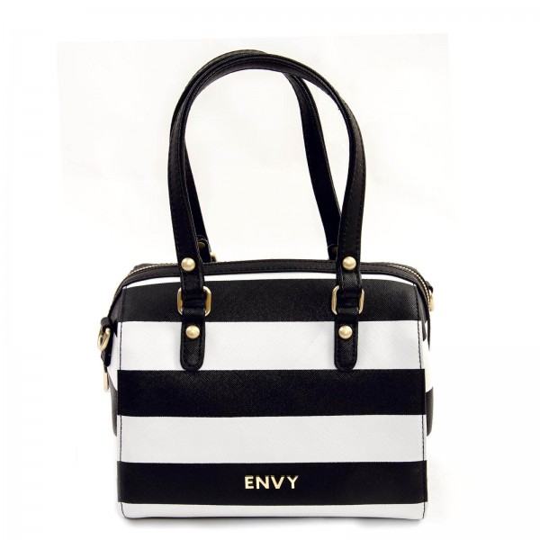 House Of Envy Bag Power Bowling Stripe