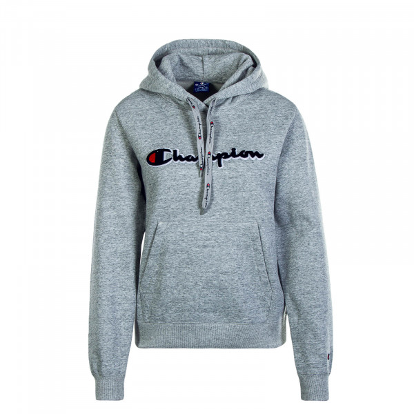 Damen Hoody Grey