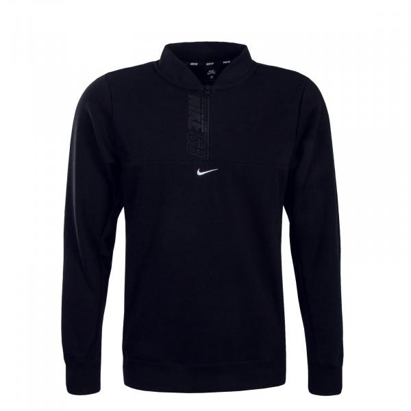 Nike SB Sweat Icon Mock Black