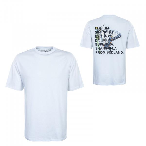 Herren T-Shirt - Elisium - White
