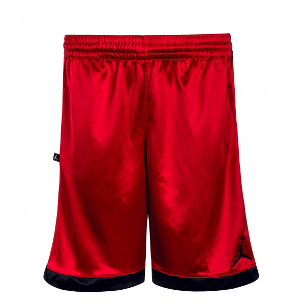 Herren Short Jumpman Shimmer Red Black