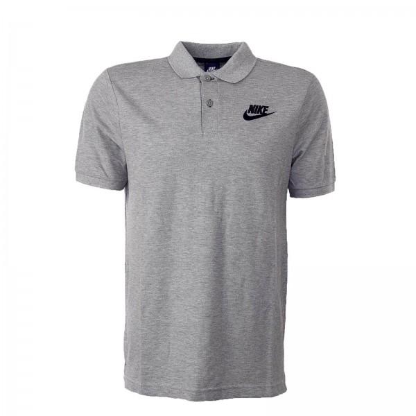 Nike Polo NSW Grey