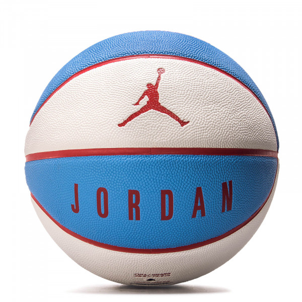 Basketball Ultimate 8P White Sky Red