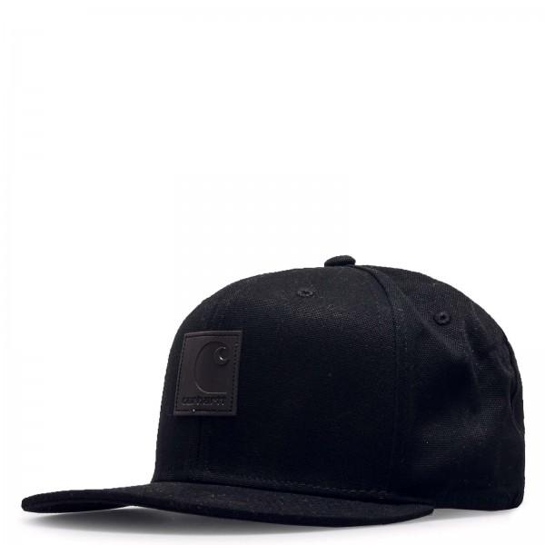 Carhartt Cap Logo Black