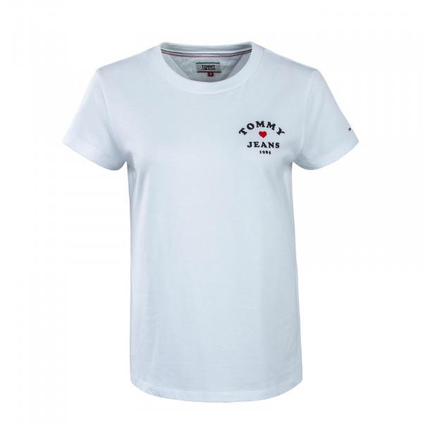 Damen T-Shirt TJW Feminine White