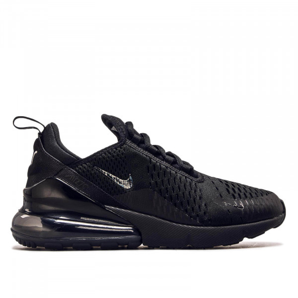 Herren Sneaker Air Max 270 Black Black Chrome