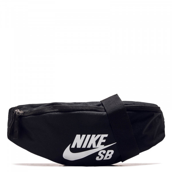 Nike SB Hip Bag  Heritage Black White