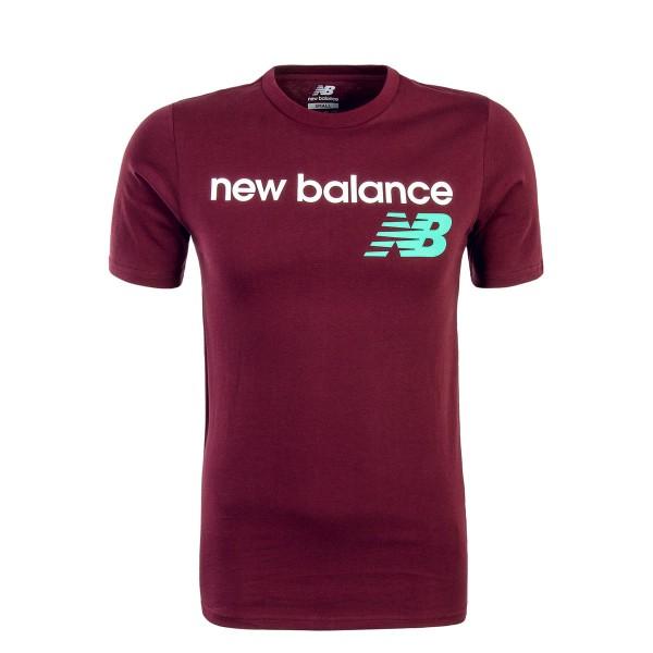 New Balance TS Athletics Bordo White