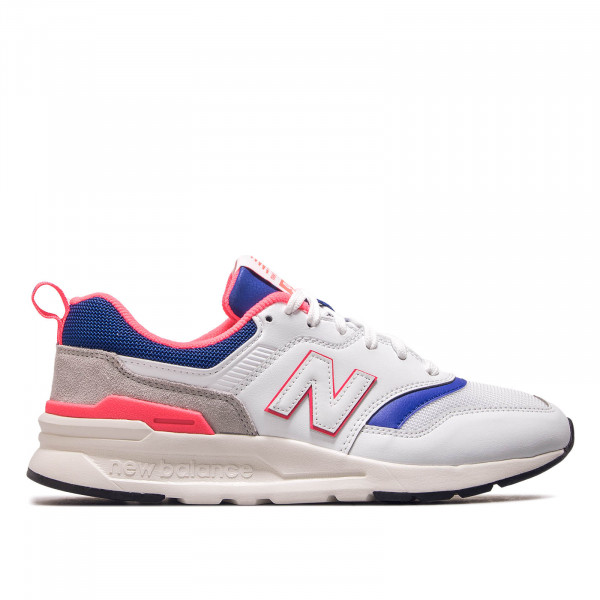 New Balance CM997 HAJ White Blue Neo