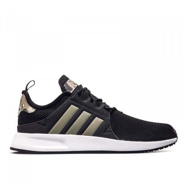 Adidas X PLR Black Camo