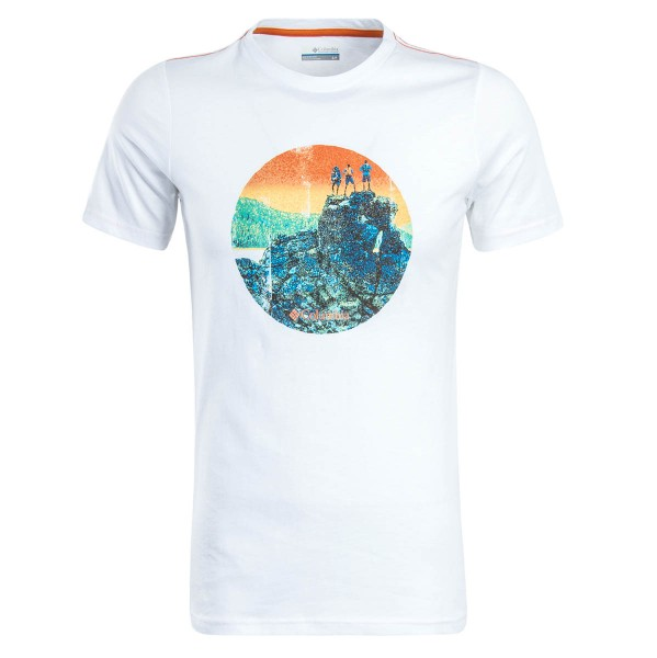 Columbia TS Horizon View White