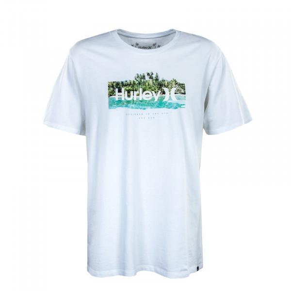 Herren T-Shirt - EVD WSH Island - White