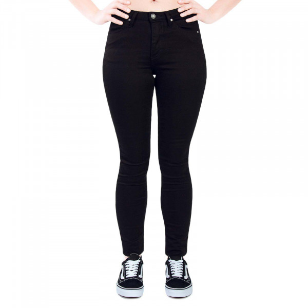 CK Wmn Sculpted Skinny Infinite Black