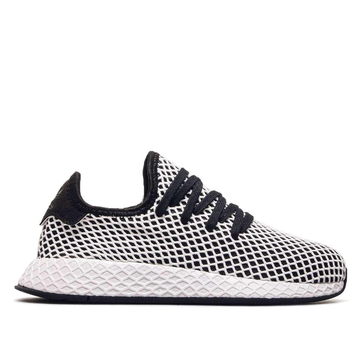 Adidas U Deerupt Runner Coral Black