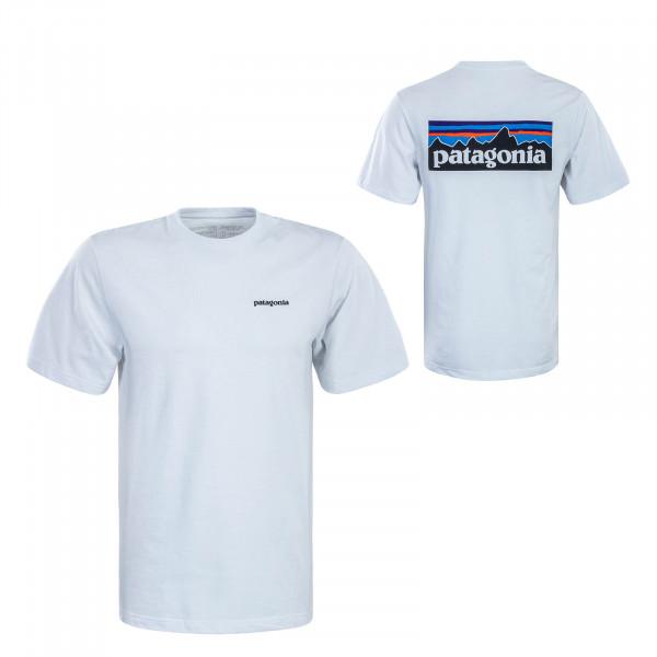 Herren T-Shirt Logo Responsibili White