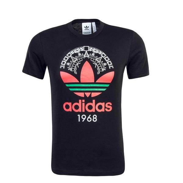 Adidas TS Trefoil Black