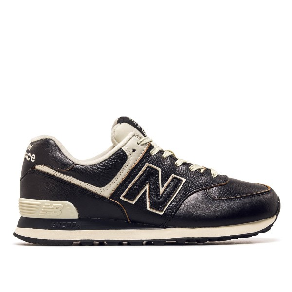 New Balance ML574 LPK Lth Black Beige