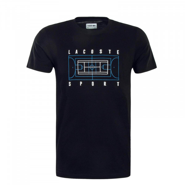 Herren T-Shirt TH 3497 Black Blue