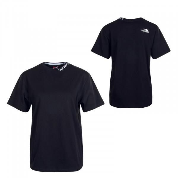 Damen T-Shirt  Zumu Black White