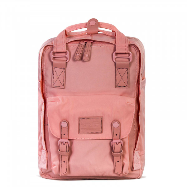 Doughnut Backpack Macaroon Paste L.Coral