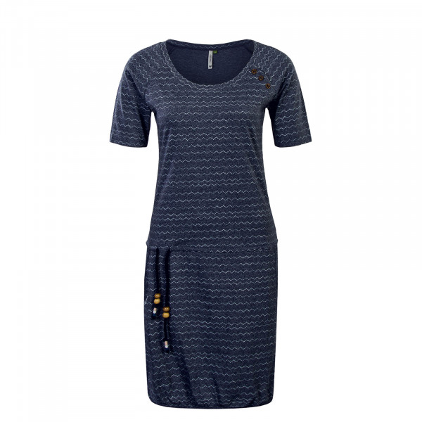 Dress Veseta Organic Navy