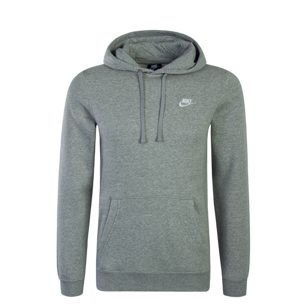 Nike Hoody NSW FLC Club Grey White