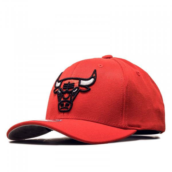 Trucker Cap - NBA Ground Stretch Snapback Bulls - Red