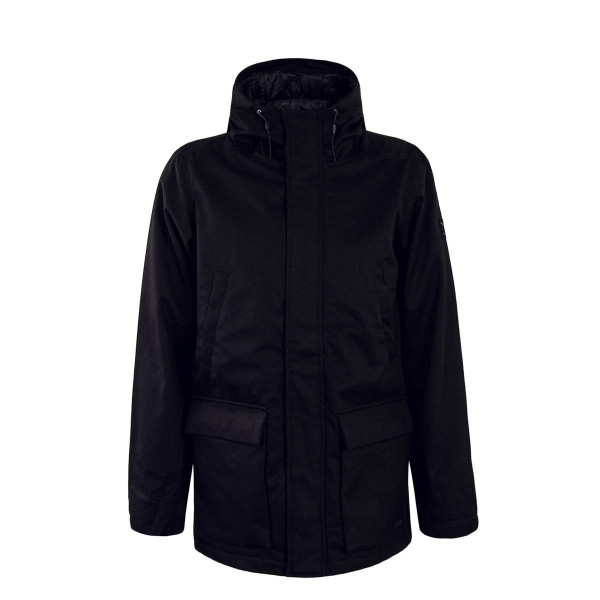 Iriedaily Parka Steady Black