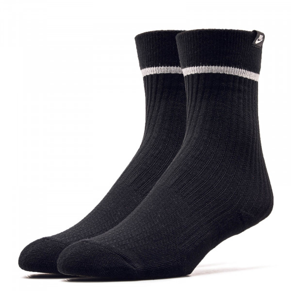 Nike Socks 2Pack Essential Crew Blk