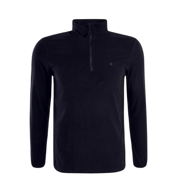 Champion Sweat Fleece Half Zip Black