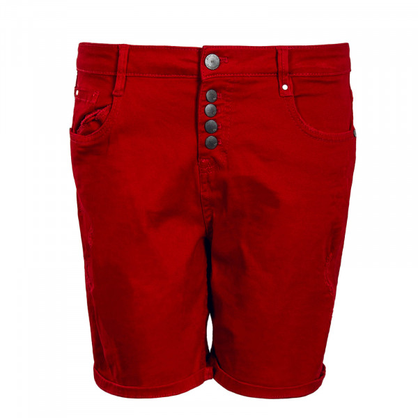 Damen Short 1495 Red