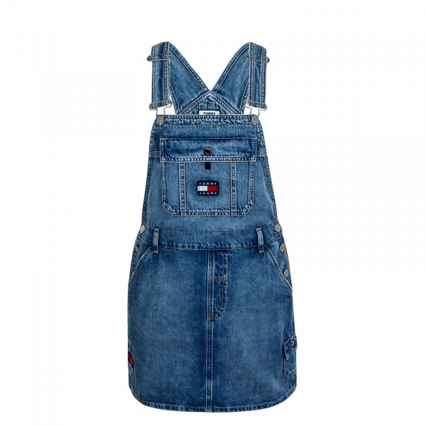 Kleid Dungaree CRLT Carol Light Blue