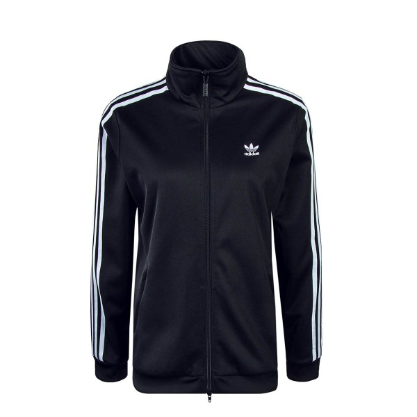 Adidas Wmn Trainingjkt Contemp BlackWht