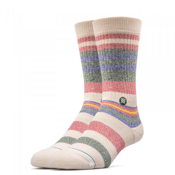 Stance Socks Foundation Munga Beige Mul
