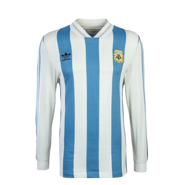 Adidas Jersey Argentina Beige Blue
