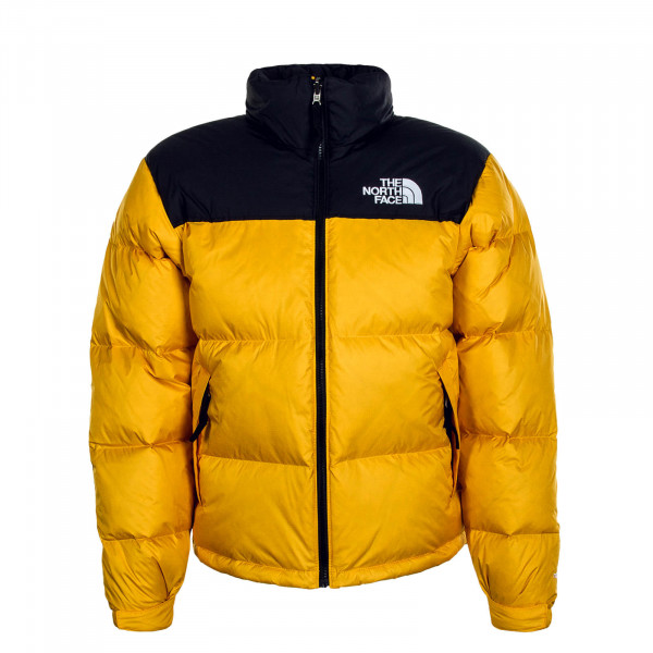 Herren Jacke 1996 Retro Nuptse Summit Gold